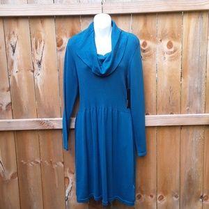 Relativity Cowl Sweater Dress NWT